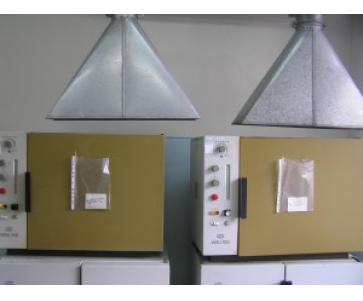 Термошкафы WSU-100, WSU-30 для испытаний на термическое старенне и теплостойкость