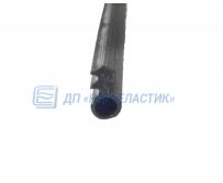 Ущільнювач О-подібний з ялинкою силіконовий, ущільнювач термостійкий для вікон та дверей