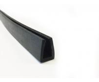 Уплотнитель термостойкий, уплотнитель П-образный силиконовый, Киев, купить