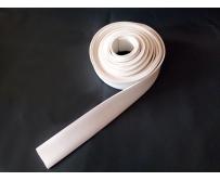 Полоса силіконова термостійка 40х3мм, 40х4мм, ущільнювач термостійкий силіконовий ущільнювач для стиків та зазорів