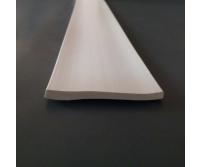 Полоса силиконовая термостойкая 70х4мм, уплотнитель термостойкий силиконовый уплотнитель для стыков и зазоров