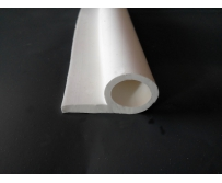 Р-образный уплотнитель термостойкий нар.д.16 мм, уплотнитель р-образный силиконовый