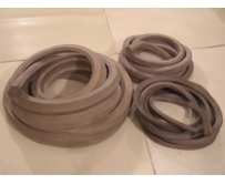 Rubber sealing ship very soft