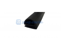 е-образный уплотнитель термостойкий, уплотнитель е-образный силиконовый
